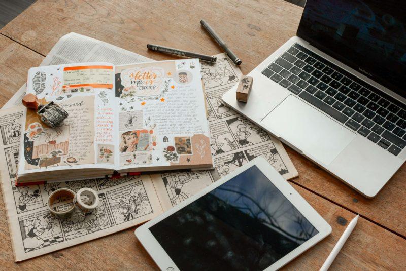 電子書籍と紙の使い分け