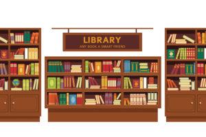本屋のイメージ