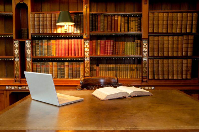 図書館のイメージ