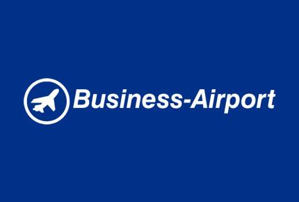 ビジネスエアポートのロゴ
