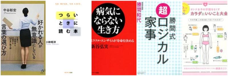 audiobook.jpの実用書