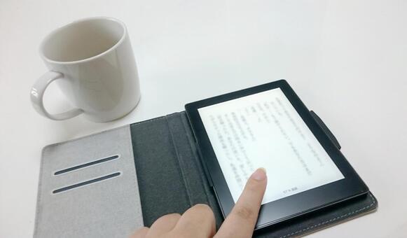 dマガジンの使い方:雑誌や本の読み方