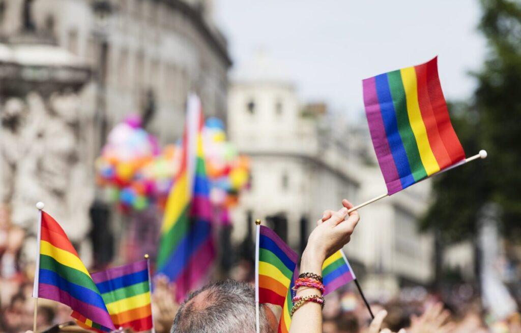 LGBTQのイメージ
