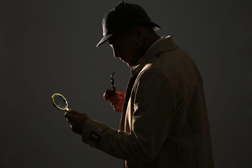 探偵のイメージ