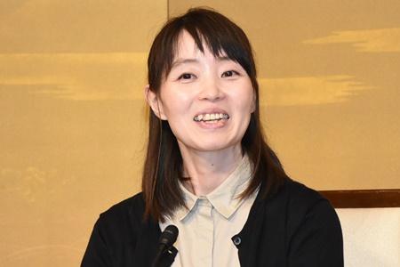 今村夏子さんの写真