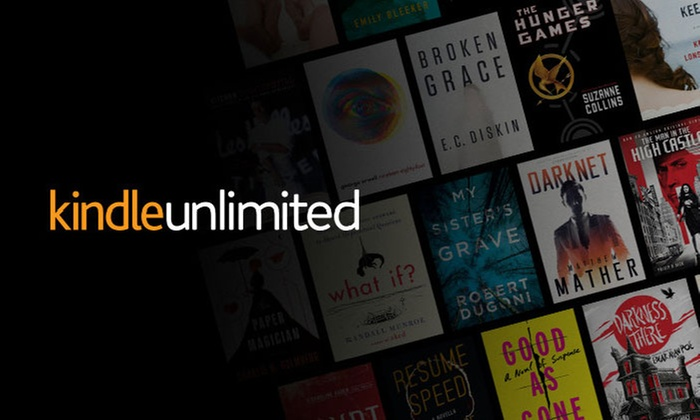 Kindle unlimitedのロゴ